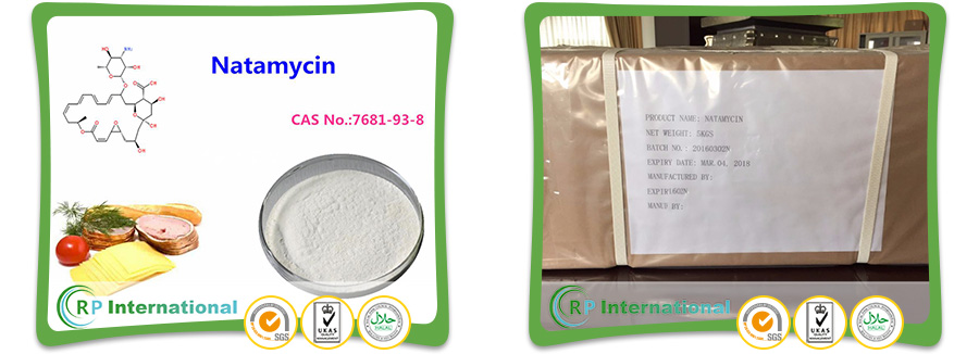 Natamycin Powder Food Grade