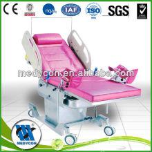 Elektrischer gynecloogischer Stuhl Zustellbett
