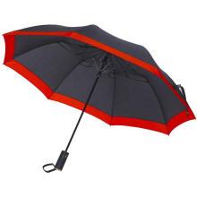 Fashion Design Promotion Custom Logo Print Collapsible Folding Umbrella China