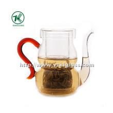 Очистить одностенный стеклянный чайник от SGS (KL130228-9)