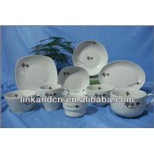 KC-00541 ceramic plate ,bowl ,tableware porcelain