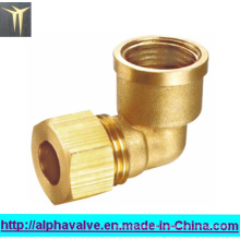 Messing Fitting-Brass Elbow (a. 0465)