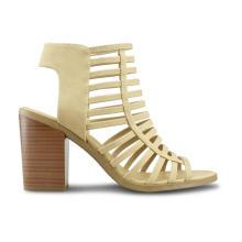 New Style  Bowknot Fairy Stiletto High Heels Open-toe Leggings Sandal