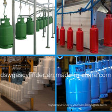 China LPG Cylinder Manufacture Home Cooking for LPG Cylinder LPG Cooking Cylinder