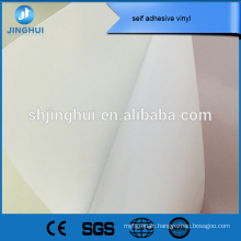 pvc waterproof matt auto vinyl graphics film roll provided by factory