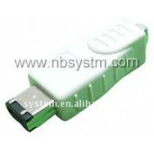 Firewire 1394 4P Buchse auf 6P Stecker