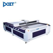 Máquina de corte a laser DT1625 com mesa de trabalho de troca automática