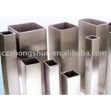 Bright finished square steel tube welding square Steel Tube ASTM A500 rectangular made in china