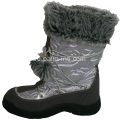 Fur Collar Winter Boots