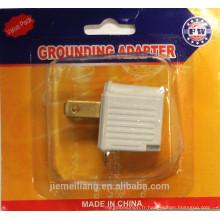 (JML) 2015 Adaptateur de mise à la terre Vente chaude Travel Power Adapter