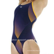 Strong women compression swimsuit one piece