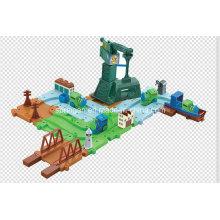 Blöcke Züge Set Spielzeug mit bestem Material