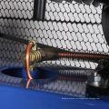 Compresor de aire del pistón de la calidad superior del proveedor de oro de color personalizado