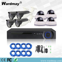CCTV 8CH 3.0MP HD Keselamatan POE NVR Kit