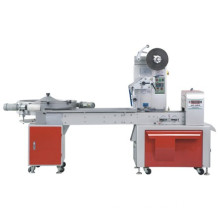 HÖGHASTIG AUTOMATISK MULTI-FUNKTIONELL PILLOWPACKNING MACHINE