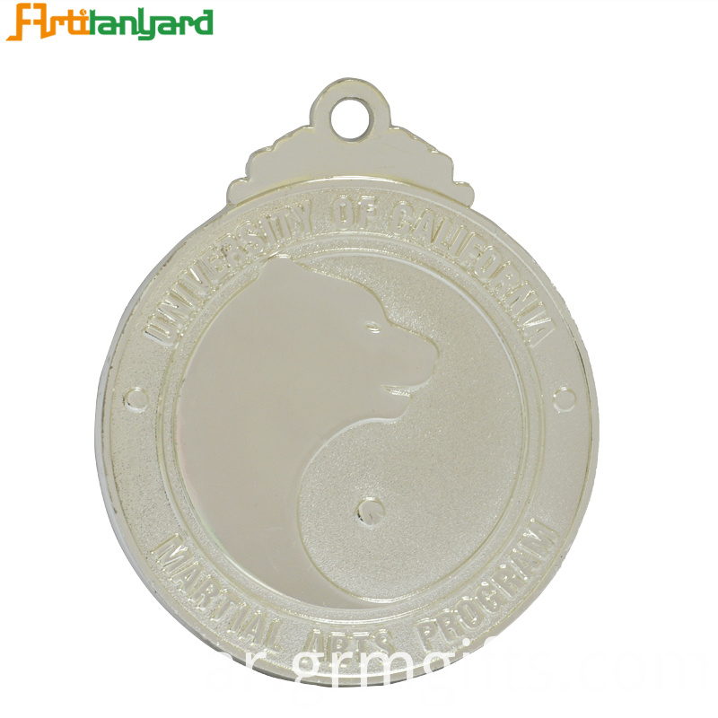 Proof Coin With Plating Silver