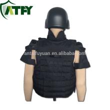 kevlar full body suit bullet proof armor ballistic vest