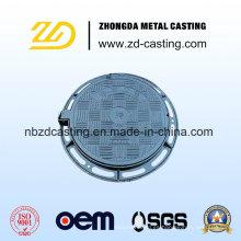 Ductitle Cubierta de boca de hierro para el sistema de drenaje