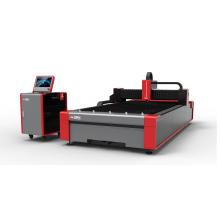Machine de découpe laser à fibre métallique Cnc 2000W 3000W
