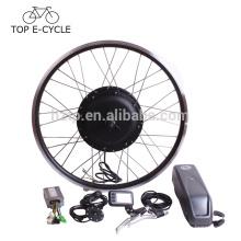 DIY Portable 8Fun roue électrique moteur hub 26inch ebike conversion kit