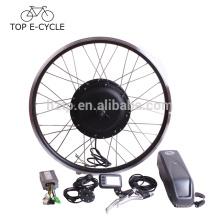 DIY Portable 8Fun electric wheel hub motor 26inch ebike conversion kit
