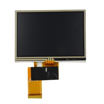 Consumer-Display 4,3-Zoll-TFT-Display mit Touch