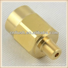 High quality and precision brass electrical parts