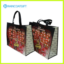 Rbc-143 Reusable Tote Lmaninated Non Woven Shopping Bag
