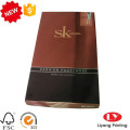 Silk stockings one piece box with lid