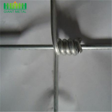 high quality galvanized steel farm field fence