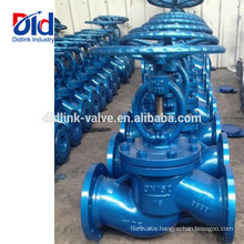 Cryogenic Of Picture Specification Din Pn16 Dn150 Carbon Steel Flange Type Bellow Globe Valve Part