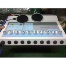 Microcurrent eletroterapia vibrante máquina de pérdida de grasa