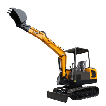 Novo Mini Para Venda O Melhor Escavador 1 Ton Crawler 3 2.5 360 Degree Rotation Digger Diesel Engine Excavator
