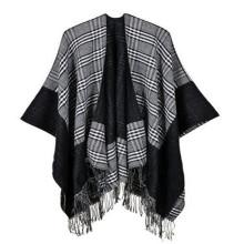 Multicolor Fashion Women's Beautiful colorful piece Poncho & Wraps whosale scarf kashmir cheap pashmina shawls