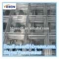 Panneaux de treillis métallique soudés ISO9001 / panneaux de clôture en fil soudé