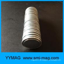 China Neodym Monopol Magnet zum Verkauf