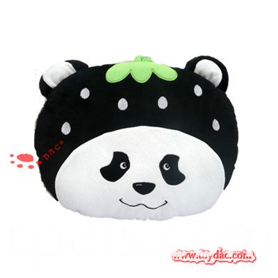 Panda strawberry toy