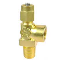 Oxygen Gas Cylinder Valve