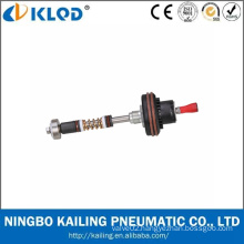 Pneumatic Angle Seat Valve With Piston Seal