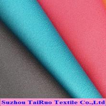 Weiches Pfirsich-Haut Microfiber Gewebe des Polyester-100% für Kleider