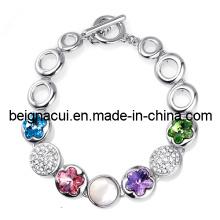 Sw Elements Colorful Handmade Bracelet
