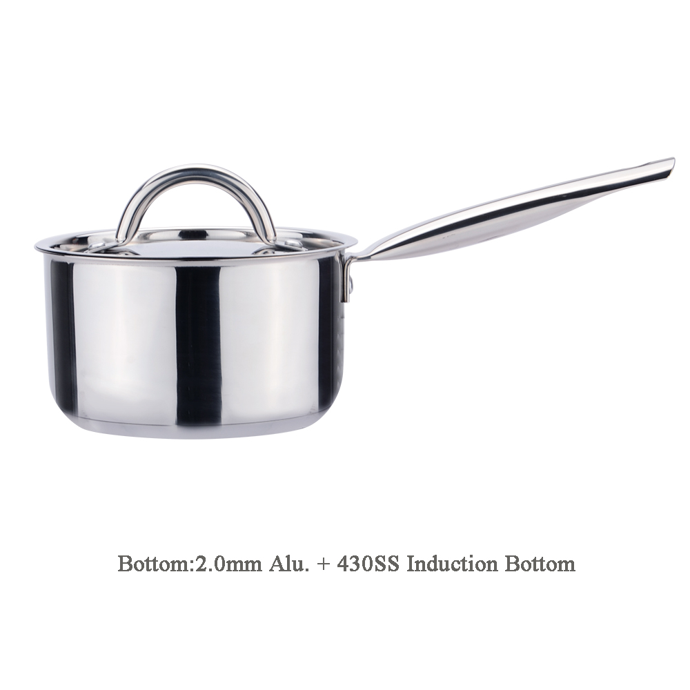 kitchenware set steel