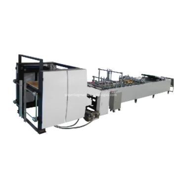 High Efficiency Semi-auto Paper Bag Machine