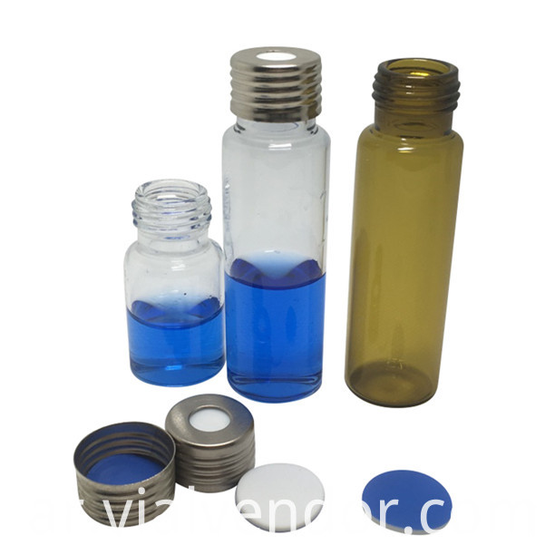 Headspace 20ml Screw Vials