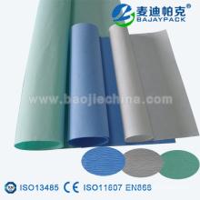 papier crêpé pour la stérilisation