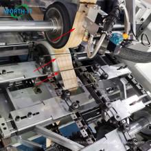 Paper Bag Production Machine Bag Handle Gluing Machine Automatic Bag Making