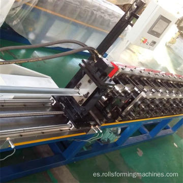 Steel Furring Channel Frame Machine Omega Profile Keel Rolling Form Machine