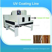 UV painting machines for mdf / Desktop uv plastic lamination machine