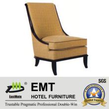 Diseño de la manera con la silla perfecta del sofá del hotel de la forma (EMT-SC06)