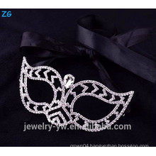 Beautiful fashion rhinestone masquerade masks, cheap party masks